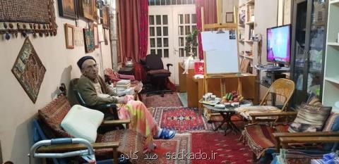 برگزاری بزرگداشت محمود زند مقدم Image