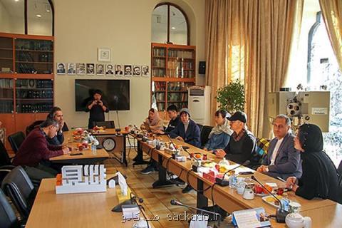 بررسی توسعه همكاری سینمای ایران و چین Image
