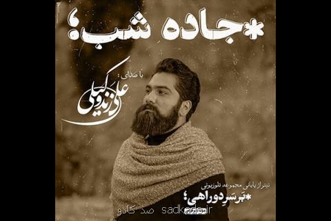 همزمان با پخش سریال برسر دوراهی ؛ علی زند وكیلی قطعه جاده شب را منتشر نمود Image