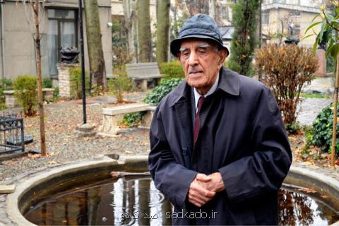احمد اقتداری از دنیا رفت Image
