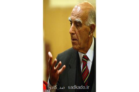 خاك سپاری پیكر احمد اقتداری در گراش Image