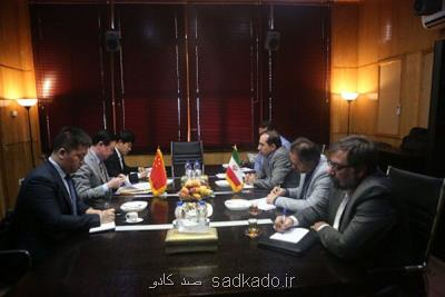 سفیر چین با رئیس سازمان سینمایی دیدار نمود، تاكید بر تولید مشترك Image