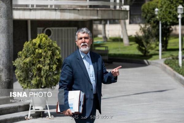 وزیر ارشاد در حاشیه جلسه دولت: تعداد زیادی از هنرمندان درآمدی كمتر از كارمندان دارند Image