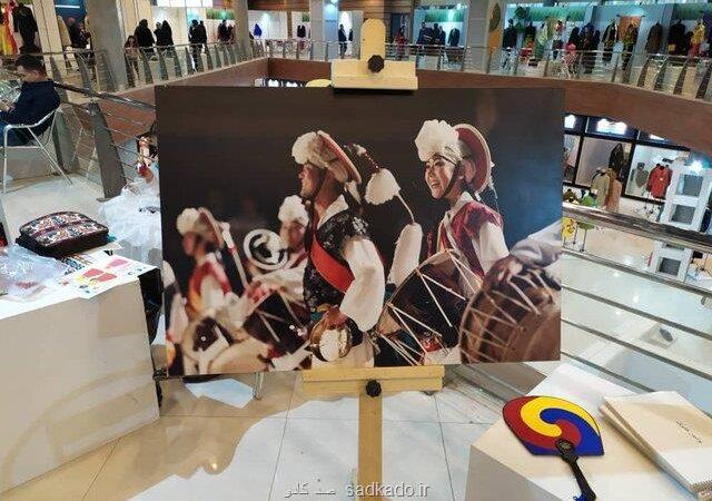 از قبای تركمنی تا لباس كره ای در جشنواره مد و لباس فجر Image