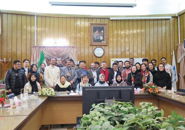 دانشگاه تهران در كنار دانشجویان چینی؛ دولت و ملت چین با اتكا به تاریخ غنی خود از بحران بیرون برود Image