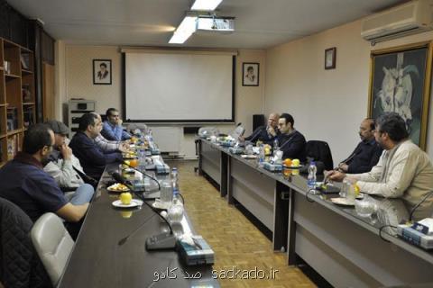 در جلسه با مسئولان مركز گسترش طرح شد؛ افزایش بودجه ساخت فیلم های مستند با شیب ملایم Image