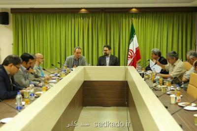 سیدمجتبی حسینی: جشنواره نمایش های آیینی و سنتی سرمایه گذاری برای فردای ایران است Image