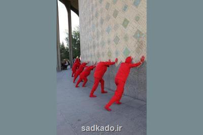 با طراحی نصیر ملكی جو؛ جابه جایی تئاتر شهر كلید خورد! Image