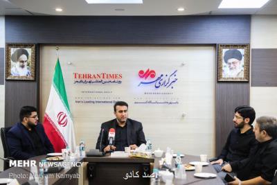نشست عوامل نماهنگ عاشورایی در مهر؛ داغ وداع را جهانی روایت كردیم Image