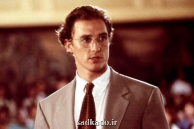 به عنوان شخصیت اصلی؛ متیو مك كانهی در سریالی اقتباسی از جان گریشام نقش آفرینی می كند Image