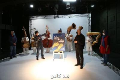 یكشنبه ۸ فروردین؛ تئاتر موزیكال جنگ و صلح به صحنه رفت Image