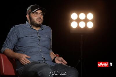 در برنامه نردبان ؛ محمدحسین مهدویان میهمان شبکه مستند می شود Image